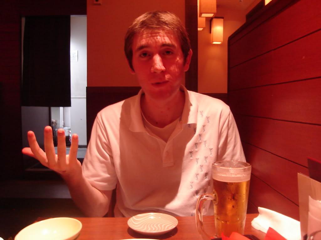 Tokyo Cheap Dinner But Good Food
