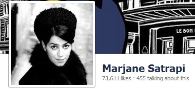 Marjane Satrapi on Facebook
