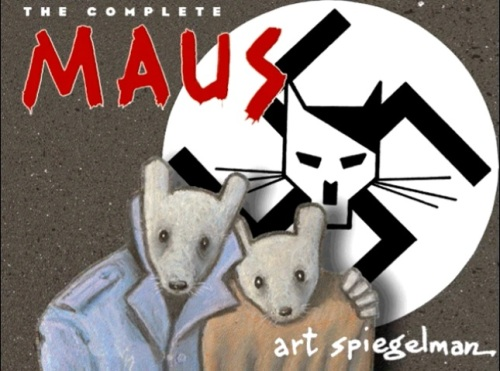 The Complete Maus cover | Art Speigelman | Maus CD-ROM