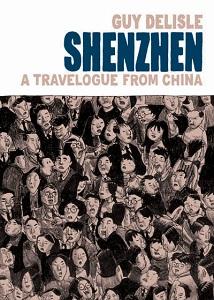 Shenzhen | Guy Delisle | Comics | Graphic Novel from China