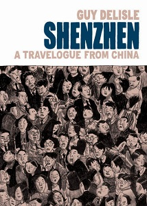 Shenzhen | Guy Delisle | Comics | Graphic Novel from China