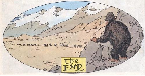 Tintin in Tibet | Tintin au Tibet | Yeti | Himalayas