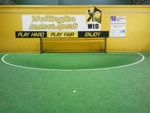 Wellington Indoor Sports Shed 1
