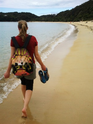 Walking at Anchorage, Abel Tasman National Park