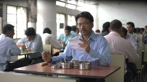 Irrfan Khan in THE LUNCHBOX