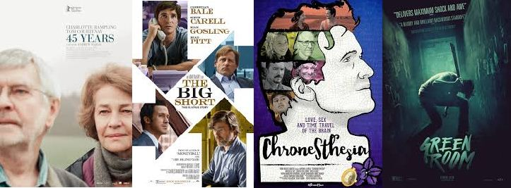 Film posters of 2016
